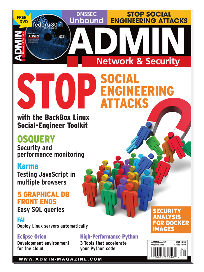 ADMIN magazine #52 - Print Issue