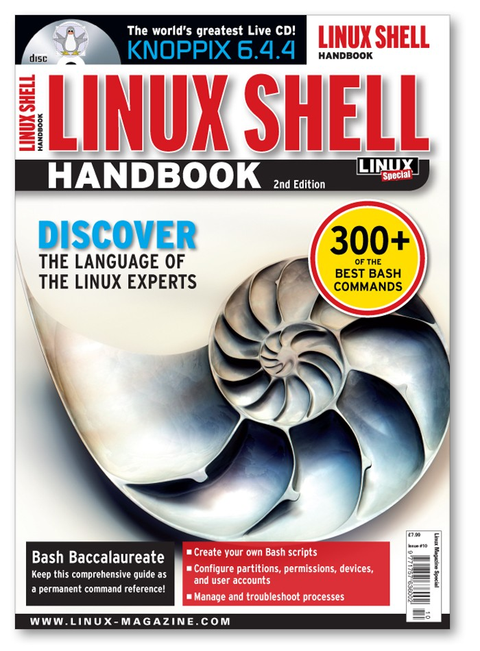 Linux Pro Magazine Special_10 - Linux Shell - Handbook 2