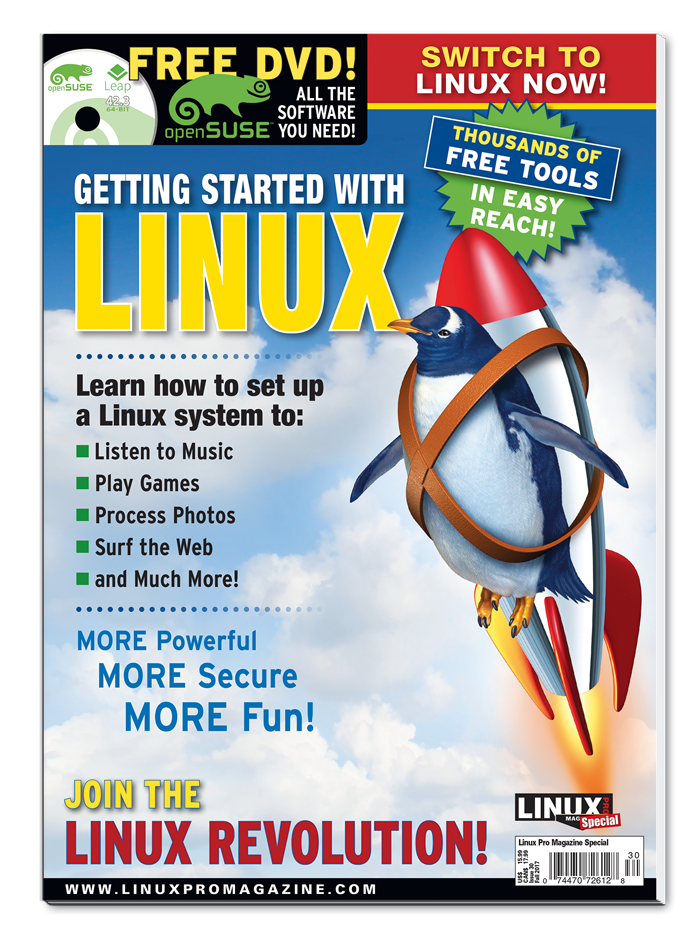 Getting Started with Linux Special Edition #30 - Print Issue