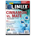 Linux Pro Magazine #166 - Print Issue