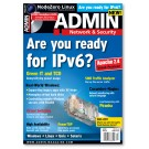 Admin Magazine 2011 - Digital Issue Archive