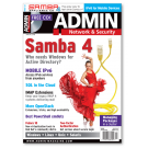 Admin Magazine - Back Issue #14