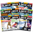 Linux Pro Magazine 2015 - Digital Issue Archive