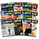 Linux Pro Magazine 2016 - Digital Issue Archive