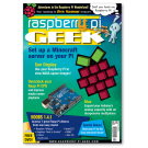 Raspberry Pi Geek #13 - Print Issue