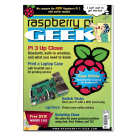 Raspbery Pi Geek #17 - Print Issue