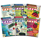 Raspberry Pi Geek Warehouse Wonders 2014 – Print Issues #02 to #07 - Archive Bundles