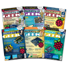 Raspberry Pi Geek Basement Bundle 2015 – Print Issues #08 to #13 - Archive Bundles