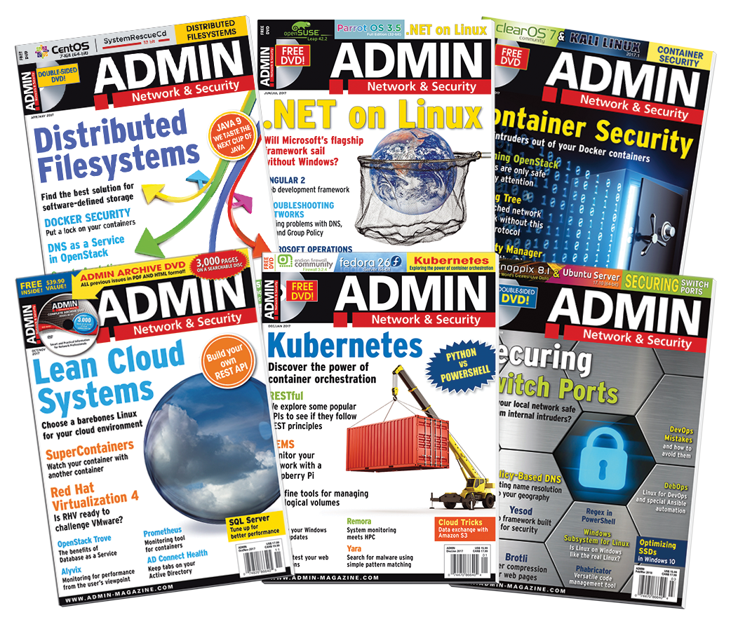 ADMIN 2017 - Digital Issue Archive