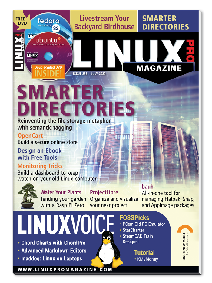 Linux Pro Magazine #236 - Print Issue