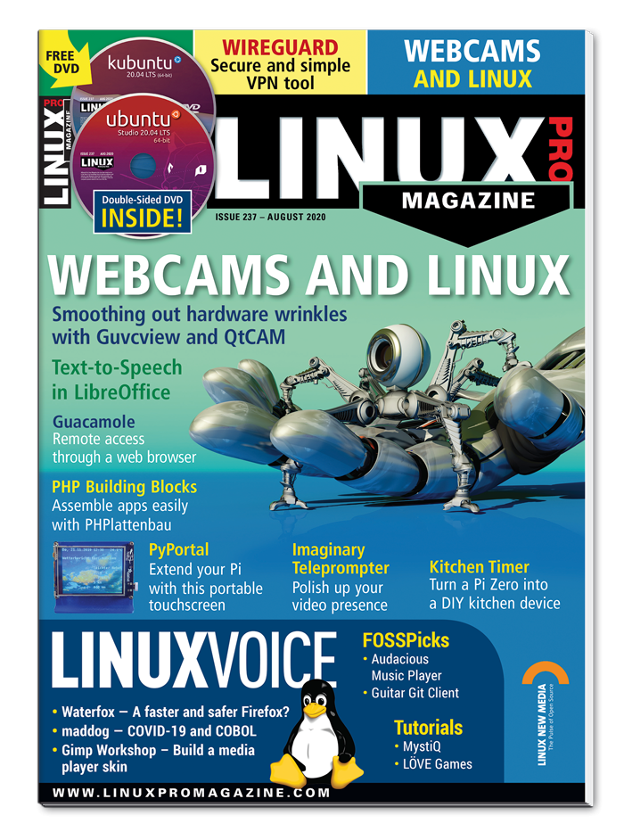 Linux Pro Magazine #237 - Print Issue