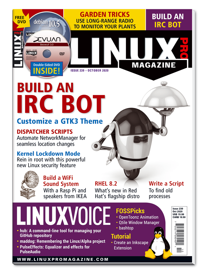Linux Pro Magazine #239 - Print Issue