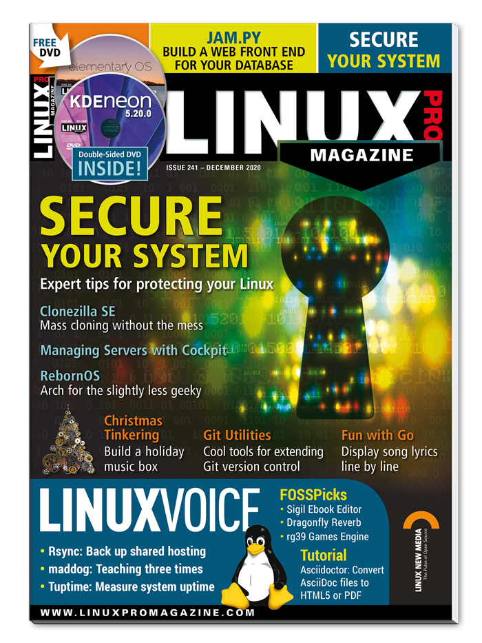 Linux Pro Magazine Digital Add-on - (12 issues)