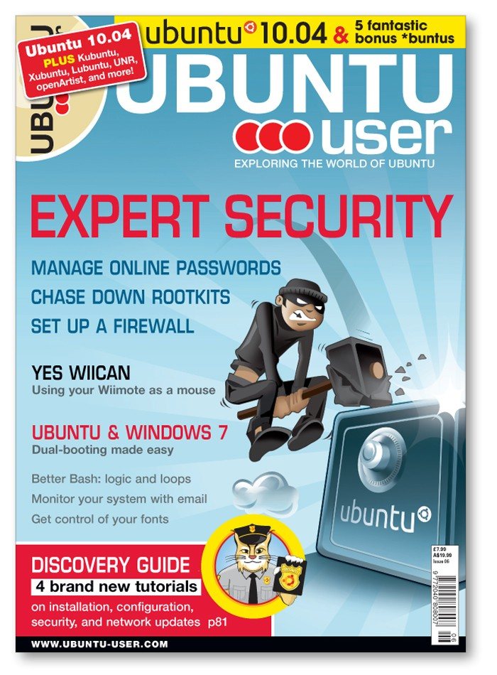 Ubuntu User #6 - Expert Security - SOLD OUT