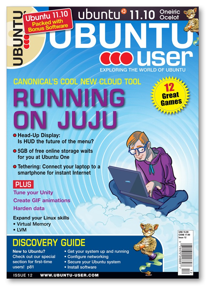 Ubuntu User #12 - Digital Issue