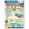 Raspberry Pi Geek #02 - Print Issue