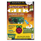 Raspberry Pi Geek #15 - Print Issue