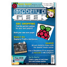 Raspbery Pi Geek #19 - Print Issue