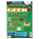 Raspbery Pi Geek #21 - Print Issue
