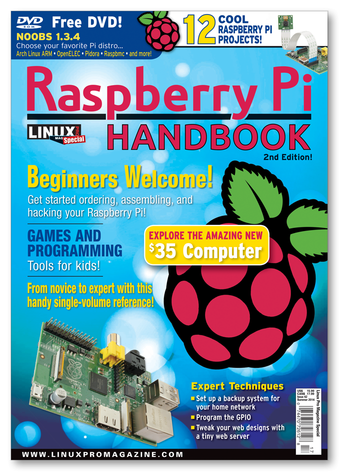 Linux Pro Magazine Special #17 - Digital Issue